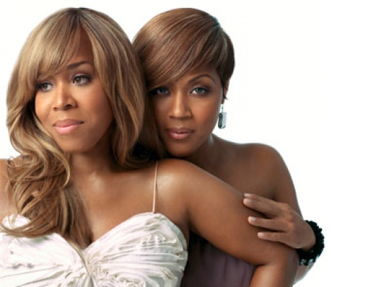 Mary Mary- urban gospel artists