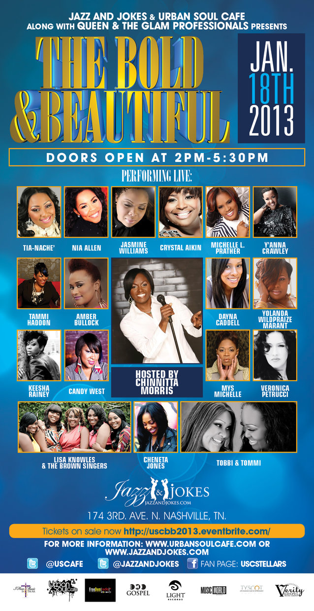 This WOMEN ONLY line-up will feature some of the most anointed women in the industry!