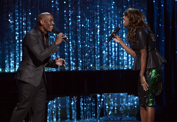Tyrese and Le'Andria Johnson give the Donny Hathaway classic new life