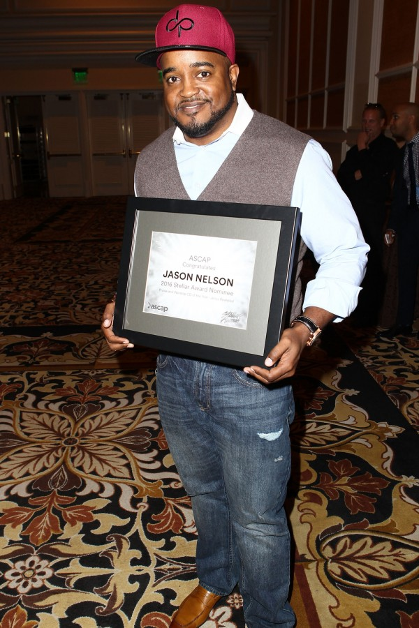 Jason Nelson attends the seventh annual ASCAP Morning Glory Breakfast Reception honoring the 2016 Stellar Gospel Awards nominees at The Mirage Hotel & Casino on February 20, 2016 in Las Vegas, Nevada.