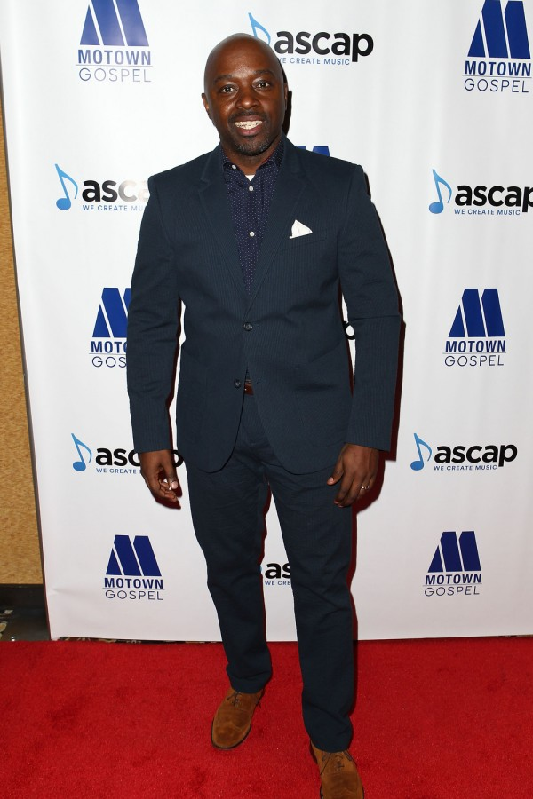 Motown artist and veteran artist Myron Butler attends the seventh annual ASCAP Morning Glory Breakfast Reception honoring the 2016 Stellar Gospel Awards nominees at The Mirage Hotel & Casino on February 20, 2016 in Las Vegas, Nevada.