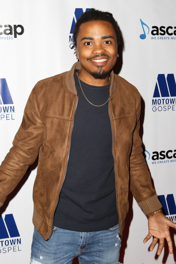 New artist Royce Lovett attends the seventh annual ASCAP Morning Glory Breakfast Reception honoring the 2016 Stellar Gospel Awards nominees at The Mirage Hotel & Casino on February 20, 2016 in Las Vegas, Nevada.